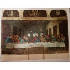The Last Supper. Printed on Canvas in Italy. x in the Prints category was listed for on 8 Nov at by TomHarvey in Vereeniging Last Supper, Canvas Prints, Art Prints, Italy, Printed, Art Impressions, Italia, Photo Canvas Prints
