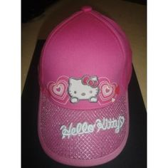Cappello Hello Kitty € 10 http://www.cartolibreriariosto.it/index.php?id_product=157&controller=product