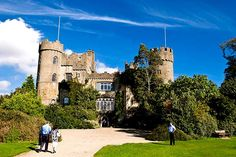 Malahide Castle is set on 250 acres of park land in the picturesque seaside town of Malahide. For nearly 800 years it served as both a fortress and a private ho