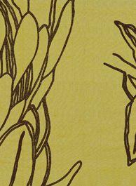 Line Protea by Design Team Fabrics Fabrics, Rustic, Classic, Floral, Modern, Design, Art, Tejidos, Country Primitive