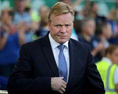 Ronald Koeman plays down Evertons Premier League title chances