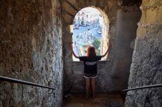 """Fotografato da pochi ma ricordato da tanti... Le """"scalette"""" di Terracina Un ringraziamento speciale a Francesca Montini"""