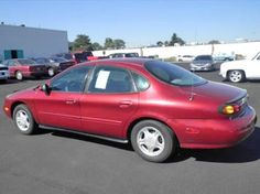$798 Only!... 1996 Ford Taurus GL sedan for sale under $1000 in the state of Washington.