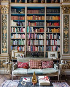 Stunning Library Room Design Ideas With Eclectic Decor - Page 54 of 58 - Best Home Decor List