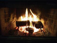 Wintertime cozy!