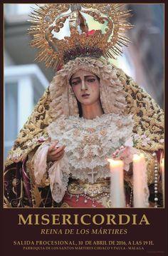 Misericordia reina Mártires 2016 (Málaga)