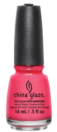 China Glaze Nail Polish Shell-O 81319