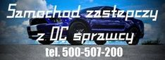 Auto zastępcze z OC sprawcy - bezpłatne holowanie - odszkodowania. Business Help, Group