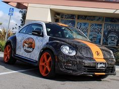 Squad Beetle by West Coast Customs