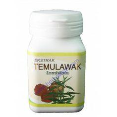 Menjual   Herbal Temulawak Sambiloto  Menguatkan system imun, menguatkan fungsi organ hati dan ginjal, mencegah penularan penyakit, meningkatkan stamina, menurunkan demam, menurunkan kadar kolesterol, membantu penyembuhan influenza, membersihkan racun.  Rp 56.000,00