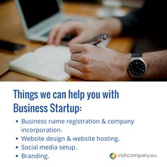 Irish Company is the leading business Startup a company in Ireland. Our experts tell you the best way to start a new business. Feel to free contact us 1 532 Start Up Business, Business Names, Starting A Business, Ireland Homes, House Ireland, Opening A Bank Account, Company Secretary, Companies House, Business Requirements