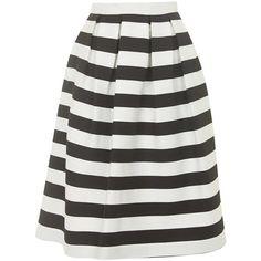 Ted Baker Zelida Midi skirt (15.320 RUB) ❤ liked on Polyvore ...
