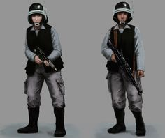 Star Wars Rebel Troopers by Seraph777.deviantart.com on @deviantART