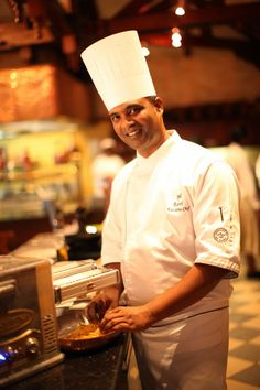 The Weekend Magazine : Le Chateaude Bel Ombre Chef Ravi Kanhye toparticip...