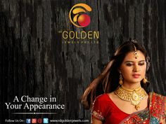 RD Golden Jewels  Make #Change in #Your #Appearance.