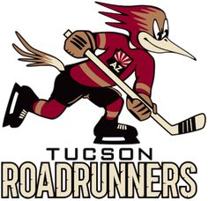 A familiar identity is returning to the world of hockey in Arizona, as the Arizona Coyotes have made it official and revealed that their Tuscson AHL affiliate will be known as the Tucson Roadrunners. The Coyotes were widely expected to […] Bakersfield Condors, Rockford Icehogs, Nhl, Grand Rapids Griffins, Ontario Reign, Chicago Wolves, Hockey Logos, Sports Logos, American Hockey League