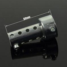 universal moto de escape silenciador ajustable db killer silenciador 424548mm - Categoria: Avisos Clasificados Gratis  Estado del Producto: Nuevo Universal Moto De Escape Silenciador Ajustable Db Killer Silenciador 424548mm Valor: GBP 8,99Ver Producto