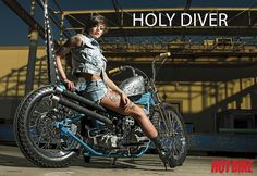 Dio Gypsy song Holy Diver | Holy Diver / Custom Knucklehead