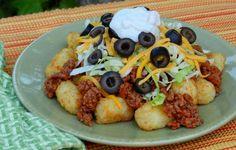 Tater Tot Tacos