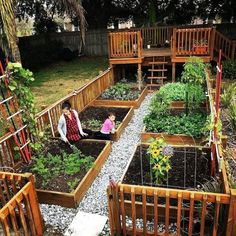 30 Dreamy Garden Design Ideas For Spring To Try This Season tA good way to grow a healthy herb garden is in raised vegetable garden beds but you must also consider the li. Simple Garden Designs, Herb Garden Design, Modern Garden Design, Backyard Garden Design, Vegetable Garden Design, Backyard Landscaping, Modern Design, Stone Backyard, Landscaping Ideas