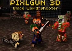 Pixel gun 3D 10.0.7 Apk Hack Mod Plus Data