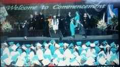 Congrats to our niece Mariah!!! C/O 2013 Sultana HS!!!!