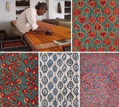 botto  is a contemporary fabric design studio based in Mumbai