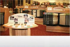 CarpetsPlus Color Tile Store - at two locations - 901 S. College Mall Road and 1180 S. Liberty Dr., Suite 160. Although it's a national chain, it's a good local place to seek out a large variety of flooring options.
