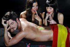#mayonesa #spain #españa La receta española más utilizada en todo el mundo, por DiscreetHearts.com