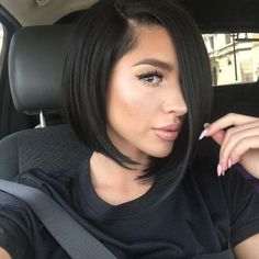 nice 20 Asymmetrical Bob Hairstyles to Rock Your Style