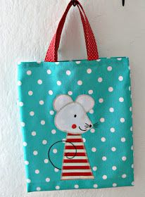 Fabric Handbags, Fabric Bags, Tutorial Applique, Nursery Bag, Cross Quilt, Patchwork Bags, Simple Bags, Kids Bags, Cute Bags