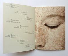 Anthon Beeke and Li Edelkoort – Booklet for Job Parilux fine art paper