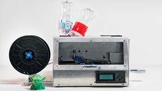 Filamento para las impresoras 3D de plástico reciclado - ComputerHoy.com