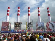 Lowlands - The Netherlands    2006 - 2008 - 2009 - 2010 - 2011