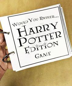 Party Game idea