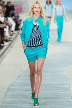Tommy Hilfiger Spring/Summer 2014 Ready-To-Wear