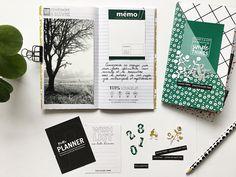 Planner Kesi'Art - Agenda - Organisation - Bullet Journal - Mon planner : l'essentiel ! – Kesi'Art, le blog ! The Essential, Smash Book, Travelers Notebook, Planer, Bullet Journal, Blog, Creations, Notebooks, Albums