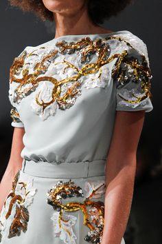 Schiaparelli | Spring 2014 Couture Collection