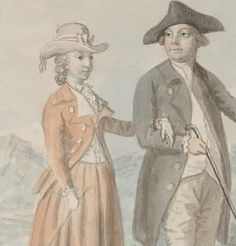 The Family of Sir James Hunter Blair, 1st Baronet (1741–1787) David Allan  (British, Alloa, Scotland 1744–1796 Edinburgh) Date: ca. 1785 Medium: Watercolor Dimensions: Sheet: 13 × 23 1/8 in. (33 × 58.8 cm) Classification: Drawings Credit Line: Purchase, Brooke Russell Astor Bequest, 2013 Accession Number: 2013.253 Metropolitan Museum of Art