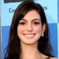 anne hathaway makeup