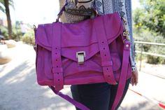 purple proenza schouler.