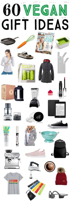 b144a65fe73 60 Vegan Gift Ideas!! Whether you are vegan or shopping for a vegan