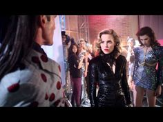 Agent Provocateur Campaign Video 2013 Featuring Melissa George in Forge Fashion  'Beaded Feather Collar' Video by JOHN CAMERON MITCHELL As requested by Stylist Seana Redmond for KARL PLEWKA
