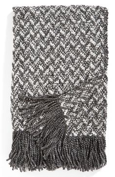 Kennebunk Home 'Blake' Throw - Grey