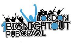 central london pub crawl £15
