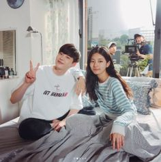 Lee Jong suk and Suzy Lee Jong Suk, Jung Suk, Lee Jung, Suzy Lee, Bae Suzy, Korean Celebrities, Korean Actors, Korean Dramas, Celebs