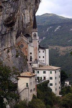 Madonna Della, Italy
