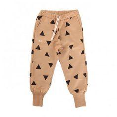 Triangle Tracksuit Pants // Boho Choses