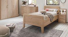 Komfort-Einzelbett Herdorf in schlichtem Design Decor, Storage, Bench, Bed, Furniture, Storage Bench, Home Decor