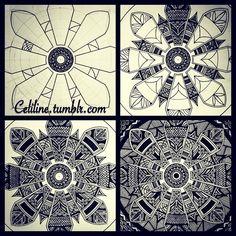 Black & White STEP by STEP - THINK BIG, WORK THE DETAILS #zentangle #doodle #drawing #illustration #sketchbook #sketches #sketching #artwork #zendoodle #creative #ink #doodling #artstag #artwork #mandala#style#artpiece #sketchpad #zen #artoftheday #instaart #pencil #bw#blackandwhite#bnw #noir#black #monochromatic